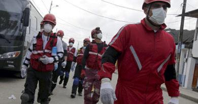 Una cadena de fuertes sismos sacude el Pacífico de América en menos de una hora