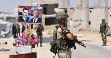 Tres años de la intervención «clave» de Rusia en la guerra civil siria