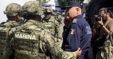 Acapulco se queda sin policía por sospechas de tener infiltrados del crimen organizado