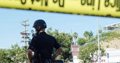 California: Al menos 10 heridos en un tiroteo en un complejo de apartamentos