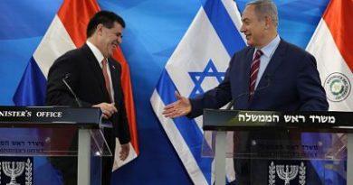 Paraguay reabre su embajada en Tel Aviv tras su traslado a Jerusalén hace cuatro meses