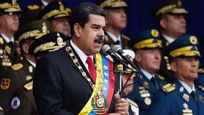 Trump se reunió con militares venezolanos para tumbar a Maduro