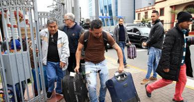 Un centenar de venezolanos retornaron a su país tras haber migrado a Perú