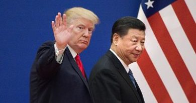 """China rechaza el diálogo si Trump les sujeta """"un cuchillo en la garganta"""""""