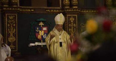 """Monseñor Ozoria: """"He tratado de hacer mío el sacerdocio de Jesucristo"""""""