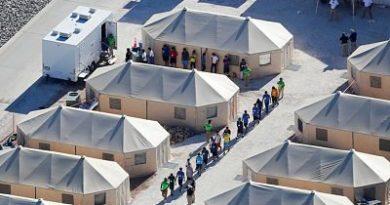 Trump dispara la detención de niños migrantes a la cifra más alta de la historia de EE.UU.