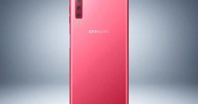 Vuelve el Samsung Galaxy A7 2018 con triple cámara y lector de huellas
