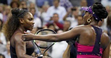 Serena despacha fácilmente a su hermana Venus en el US Open
