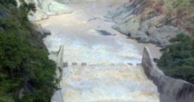 Prohíben nueva siembra en el Cibao por falta de agua de la presa de Tavera