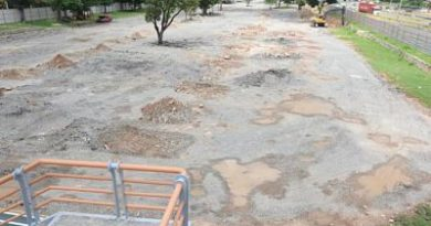 Tribunal ordena detener construcción de terminal de autobuses cerca del Parque del Este