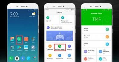 Xiaomi anuncia WhatsApp Cleaner, la nueva función de limpieza en MIUI 10
