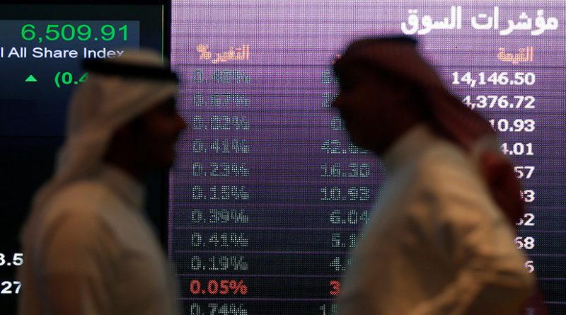 La Bolsa saudita se desploma un 7% y pierde las ganancias del 2018