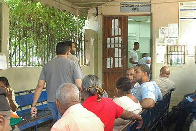 Comisión de la JCE recibe hoy propuestas para juntas electorales de Guerra y Boca Chica