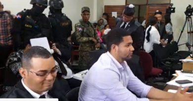 Juicio de fondo de caso Emely Peguero es recesado para el 24; concluye presentación de pruebas