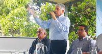 Eduardo Estrella condiciona modificación a Ley de Hidrocarburos a rebaja de combustibles