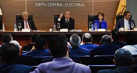 El reglamento de aplicación de la Ley de Partidos estará listo el 6 de diciembre