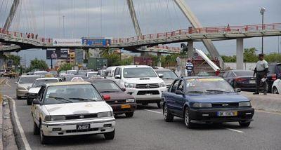 Gobierno: protestas buscan boicotear las reformas del sistema de transporte