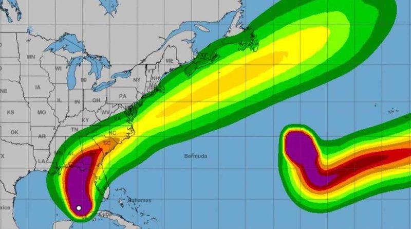 Michael puede ser el huracán más destructivo que azota el norte de Florida en décadas