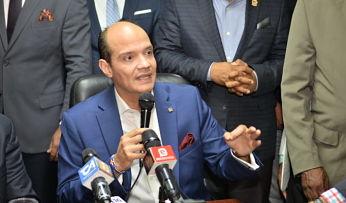 Ramfis Trujillo presenta iniciativas de cara a elecciones 2020; recorrerá todo el país