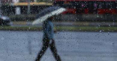 Meteorología pronostica aguaceros para este lunes por vaguada