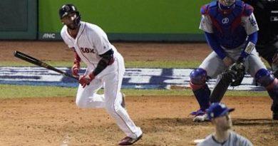 Núñez sella la primera victoria de Boston que se pone 1-0 en la Serie Mundial ante los Dodgers