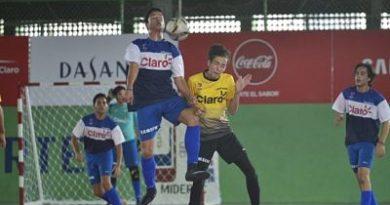Seis equipos clasificaron para la segunda fase en la Copa Intercolegial Claro
