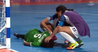 Dominicana cae ante Japón y es eliminada en Juegos Olímpicos de futsal