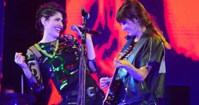 El dúo Ha*Ash en una noche especial