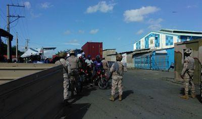 Tensión en la frontera por llamado a huelga en Haití
