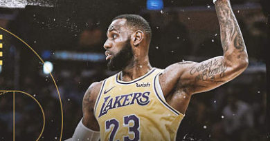 Lakers vs Nuggets: LeBron James presume de triple-doble ante Juancho Hernangómez