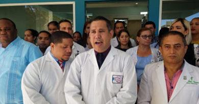Médicos de la provincia Valverde iniciarán mañana un paro por tiempo indefinido