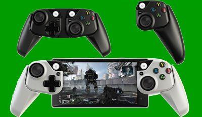 Microsoft trabaja en varios mandos Xbox para móviles