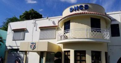 DNCD incauta cuatro paquetes de dólares en vehículo procedente de Puerto Rico