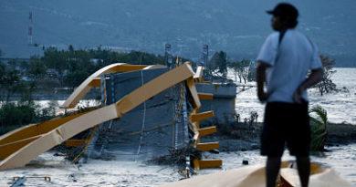 El tsunami posterior al terremoto de Indonesia sorprende a los científicos
