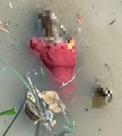 Mujer se ahoga intentando cruzar el río Masacre hacia Haití por Dajabón
