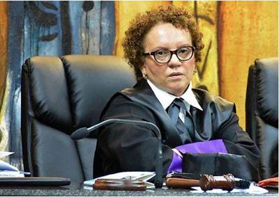Magistrada Germán Brito considera Juez Ortega está parcializado en caso Odebrecht