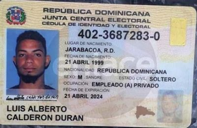 MEXICO: Encuentran ahogados dos dominicanos trataban de cruzar a EU
