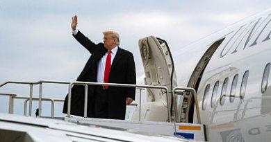 """Trump a la caravana de migrantes: """"Den la vuelta. No entrarán en EE.UU."""""""