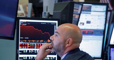 """""""Esta no es una historia económica"""": Wall Street sufre su peor jornada en meses"""