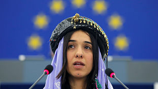 De esclava sexual del Estado Islámico al Nobel de la Paz: La historia de la refugiada Nadia Murad