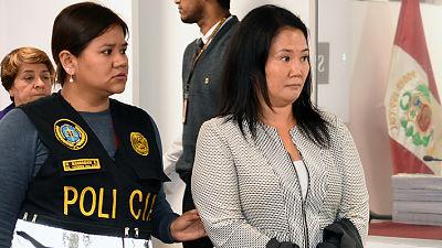"""Alberto Fujimori revela que nunca ha sentido """"dolor más grande"""" que por detención de Keiko"""