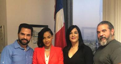 Consulado RD en Los Ángeles realiza primer encuentro de la industria del cine y TV