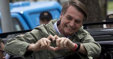 Bolsonaro llama a la unión y rechaza ser homófobo o perseguidor de la prensa