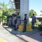 El Gran Santo Domingo amanece militarizado