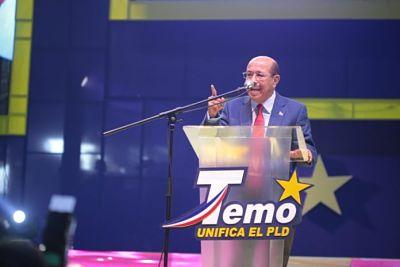 Temístocles Montás oficializa sus aspiraciones presidenciales