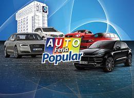 Autoferia Popular inicia el próximo 29 de noviembre su vigésima tercera edición
