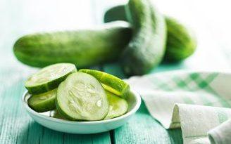 Beneficios de consumir pepino con frecuencia