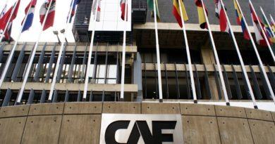 CAF coloca bono por US$750 millones a plazo de 5 años