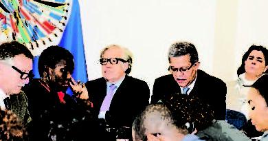 LF presenta a Consejo OEA informe elecciones en México