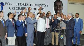 PRD dice incorporó a cientos de dirigentes del PRM de siete municipios
